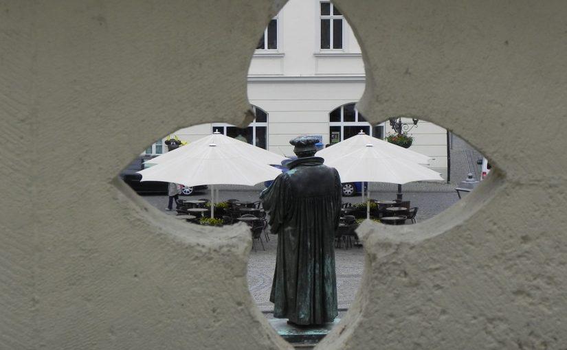 宗教改革與職業改革